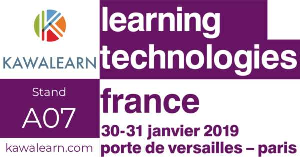 Salon learning technologie